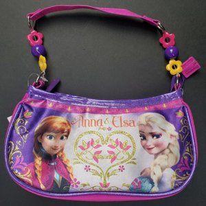 NWT Disney Frozen Purse & Jewelry Bundle